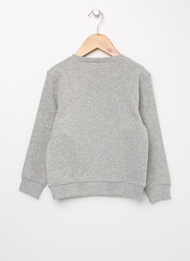 Benetton Sweatshirt Gri